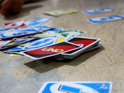 Permainan Kartu Uno