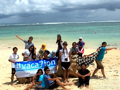 Secrat Beach Bali