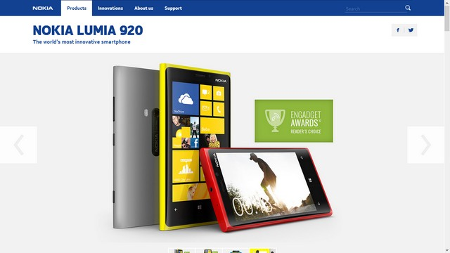 lumia920microsite