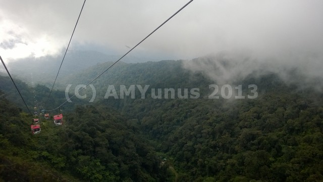 Cable Car Genting Highland