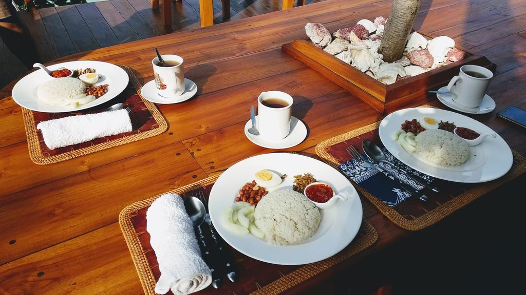 tevana sarapan